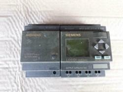 Siemens logo! 24c plc 8x ingang 4x uitgang