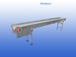 Inox Transportband conveyor beld