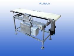 Metaal detector Safeline transportband boekels metallsuchtechnik