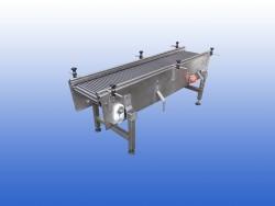 RVS Inox schalband transportband