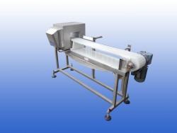 Metaal detector Boekels transportband