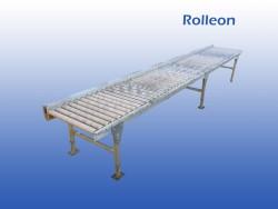 Aangedreven Rollenbaan gebruikt 60 cm