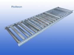 Roller conveyor used