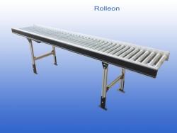 Aangedreven Rollenbaan gebruikt 50 cm