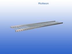 Inox rollerconveyor