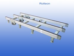 Chain conveyor used