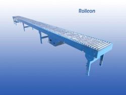 Rollerconveyor used