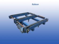Kettingtransporteur gebruikt 108,5 cm