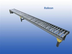 Aangedreven Rollenbaan gebruikt 64 cm