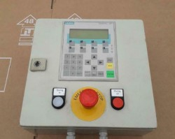 Siemens PLC scherm Op 7 simatic 6av3607-1jc20-0ax1