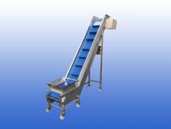 RVS /Inox rimb conveyor used