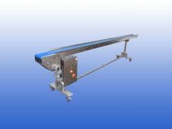 Leesband belt conveyor