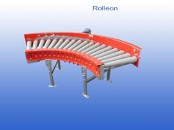Rollerbaanbochten gebruikt