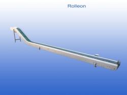 Opvoerband schuin gebruikt 20 cm