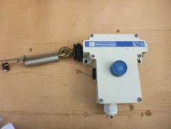 Schneider Electric Electric trekkoordsch. noodstop XY2-CE1A296