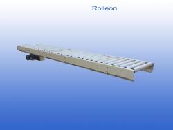 Aangedreven rollerbanen kunststof en staal