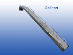 Opvoerband vlak 35 cm