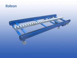 Kettingtransporteur gebruikt 110 cm