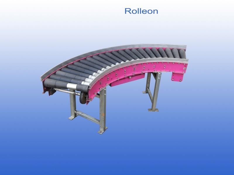 Rollerconveyor Curve second hand