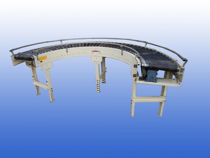 Rollerbaanbochten gebruikt 180 graden