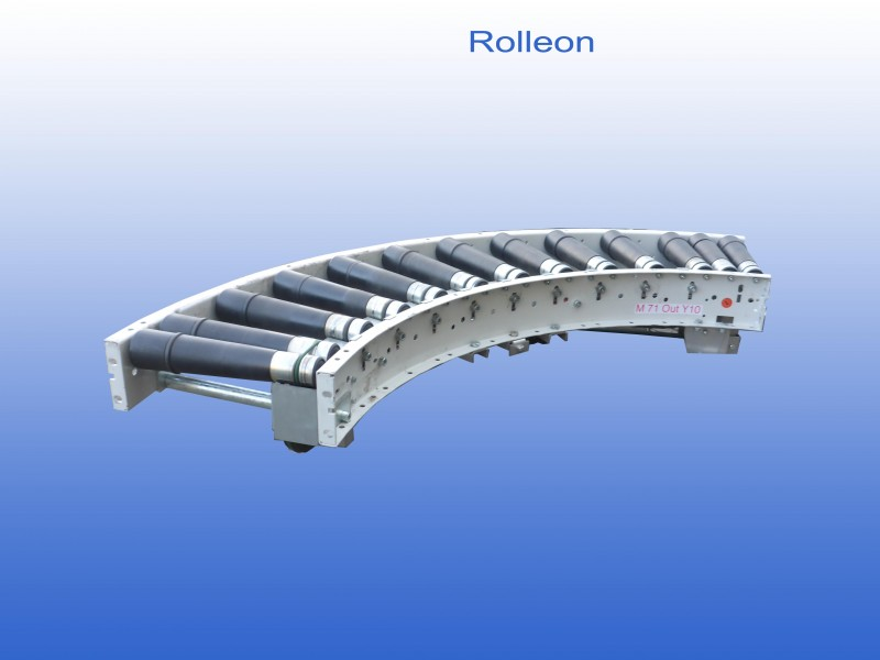 Rollerconveyor Curve second hand