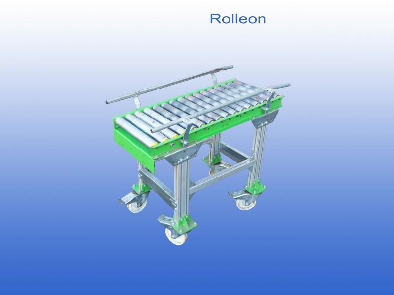 Rollerbaan 40 cm zaagtafel