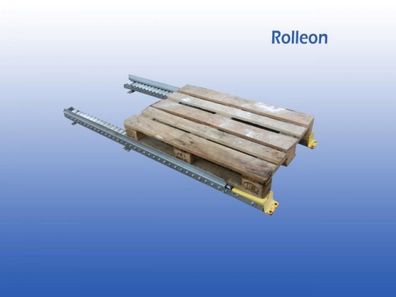 rollerbaan voor pallets